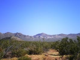 desert knolls