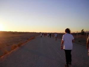 Sierra Club conditioning walk