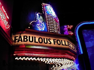 Follies Marquee