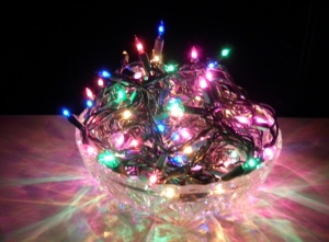 bowl of lights