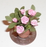 handmade miniature roses