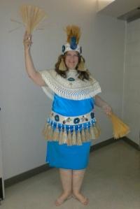 Tahitian Costume