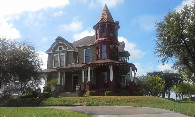 The historic homes of weatherford texas bertram 39 s blog for Weatherford home builders
